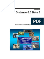 Distance 6 User's Guide