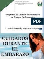 CUIDADOS EN EL EMBARAZO.ppt
