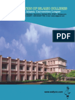 Wafy and Wafiyya Brochure 2015