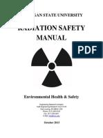 Radiation Manual