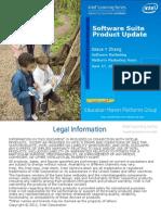 06 - Intel Learning Series Software Suite Update Jun'11
