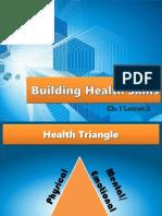 ch  1 lesson 2 health skills
