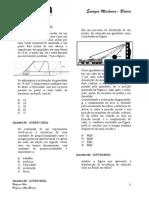 Energias Cinética Pontencial e Mecânica Básico