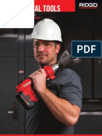 RIDGID Electrical Brochure