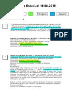 Diário Estadual 19.08.2015