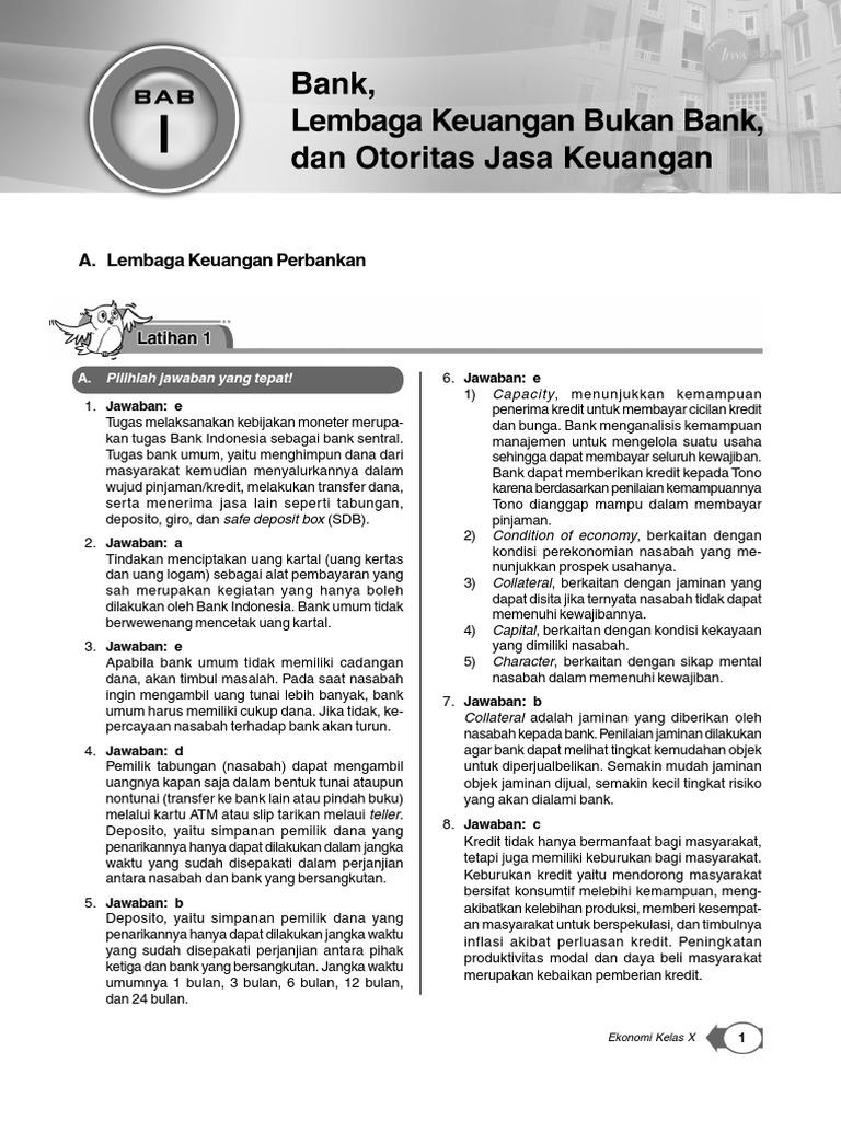 Buku Ekonomi Kelas 10 Kurikulum 2013 Pdf Guru Galeri