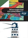Managerial Economics Ch 2
