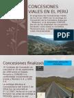 Concesiones Viales en El Perú