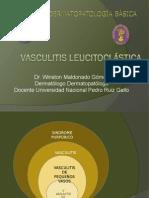 VASCULITIS Leucitoclástica