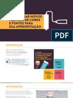 Como criar novos padroes.pdf
