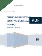 Hidraulica-diseño de Un Sistema Rotativo de Llenado