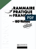 Grammaire Pratique Du Francais