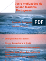 A Expansao Marítima Portuguesa
