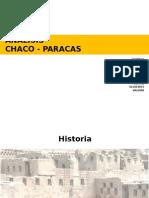 Analisis de sitio Paracas
