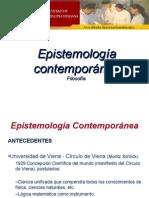 7. Epistemología Contemporánea