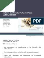 Sistema de Manejo de Materiales Automatizados