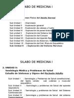 Sub Unidad. Semiologia Del Sn