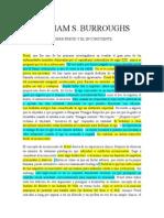 William s. Burroughs Freud y El Incc Docx