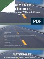 PAVIMENTOS FLEXIBLES