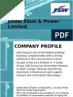 CSR Jindal Steel