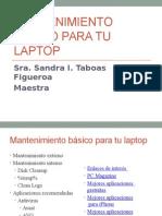Mantenimiento Basico Laptops