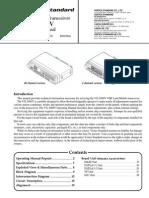 Yaesu Vx 2000v Service Manual
