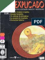 Bbltk-m.a.o. E-005 Vol Ix Fas 102 - Lo Inexplicado - Un Catálogo de Alienígenas - Vicufo2