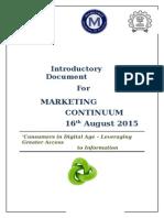 Continuum document