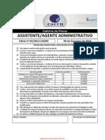 p05 Assistente Agente Administrativo