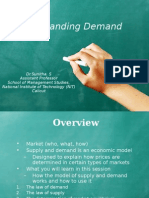 3 -Understanding Demand