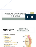 Textbook Reading spine