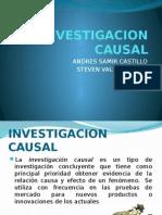 investigacion causal