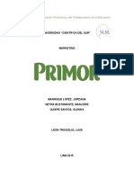 Producto Aceite Primor