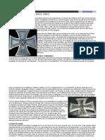 La Cruz de Hierro 1813-1957