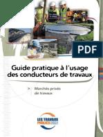 223249915 125829972 Conducteur de Travaux Guide