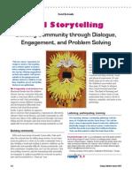 Oral Storytelling