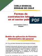 Formas de Contratación Laboral en El Sector Público-22!05!2012