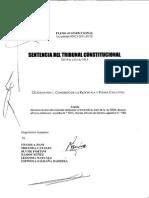 Sentencia del TC 00022-2011- Contra D.LEG 1094 Y 1095
