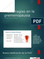 Metrorragias en la premenopausia.pptx