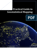 A Practical Guide to Geostatistical Mapping
