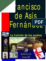 LA TRAICIÓN DE LOS SUEÑOS, POR FRANCISCO DE ASÍS FERNÁNDEZ