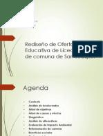 Oferta Educativa San Joaquin