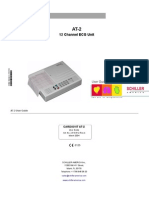 Schiller at-2 ECG - User Manual