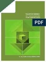 Silabo Taller Diseño 1 - 2015-II