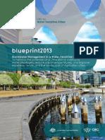 Blueprint 2013