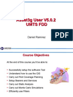 Asset3G V5.0.2 for UMTS-3 Day- Generic.ppt