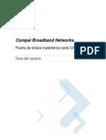 Router Ch6643e User Guide Sp