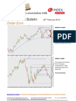 Dollar Euro for Arvind Ahuja