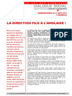 La Direction File à l'Anglaise