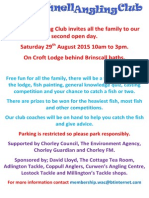 Withnell Anglers Open Day 2015